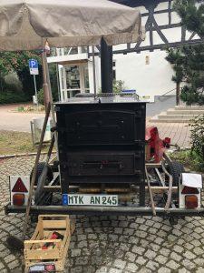 Brot backen @ Platz an der Linde, Scheune